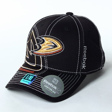 Reebok Draft Hockey Hat - Anaheim Ducks - Senior
