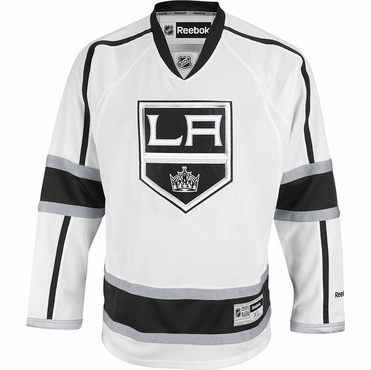 Reebok Edge Premier Senior Hockey Jersey - Los Angeles Kings with Logo