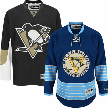 Reebok Edge Premier Senior Hockey Jersey - Pittsburgh Penguins