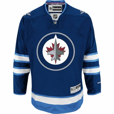 Reebok Edge Premier Senior Hockey Jersey - Winnepeg Jets