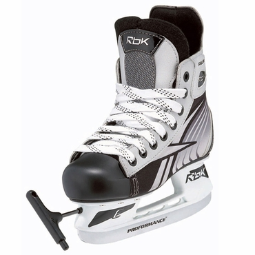 Reebok Extendable Youth Ice Hockey Skates