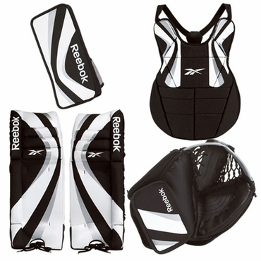 Reebok Junior Street Hockey Goalie Kit - 24 Inch