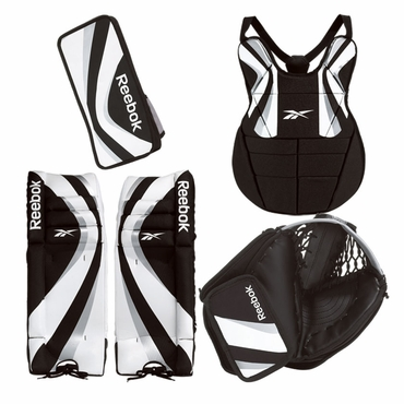 Reebok Junior Street Hockey Goalie Kit - 28 Inch