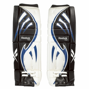 Reebok Larceny L7 Junior Hockey Goalie Leg Pads