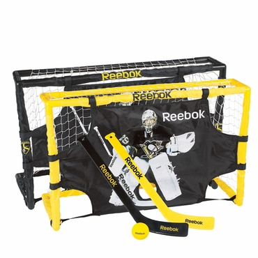 Reebok Mini Hockey Set - Fleury