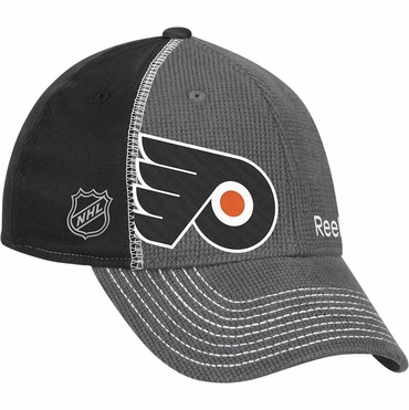 Reebok NHL Center Ice Draft Hat - Philadelphia Flyers - Senior