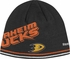 Reebok NHL Center Ice Reversible Knit Senior Cap - Anaheim Ducks