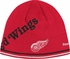 Reebok NHL Center Ice Reversible Knit Senior Cap - Detroit Red Wings