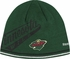 Reebok NHL Center Ice Reversible Knit Senior Cap - Minnesota Wild