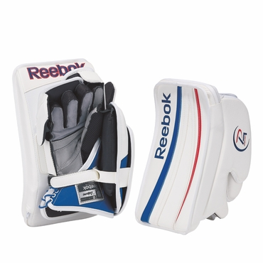 Reebok P4 Pro Senior Hockey Goalie Blocker