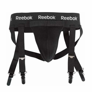 Reebok Performance 3-In-1 Youth Hockey Jock Strap