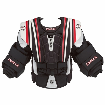 Reebok Premier 4 Pro Senior Hockey Goalie Chest & Arm Protector