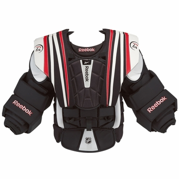 Reebok Premier 4 Senior Hockey Goalie Chest & Arm Protector