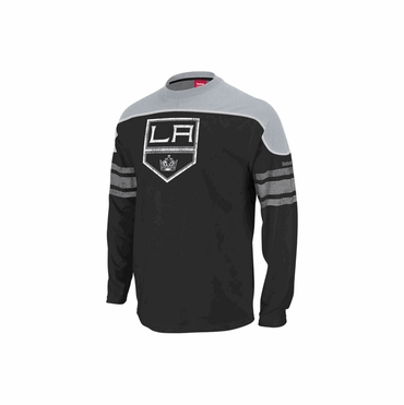 Reebok Shootout Senior Hockey Sweatshirt - Los Angeles Kings