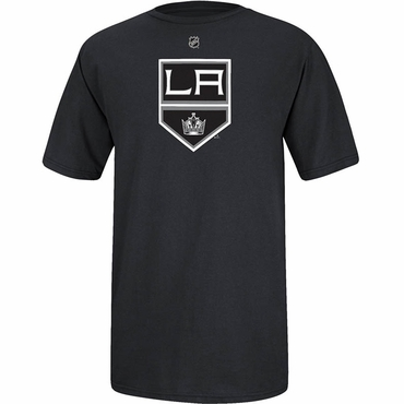 Reebok Speed Short Sleeve Hockey Shirt - Los Angeles Kings - Senior