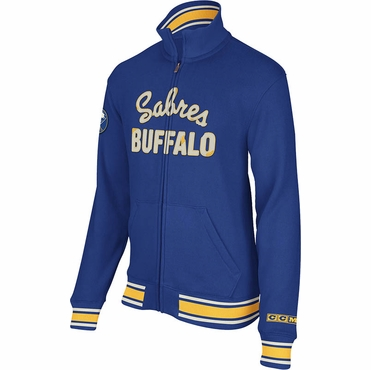 Reebok Track Hockey Jacket - Buffalo Sabres - Senior