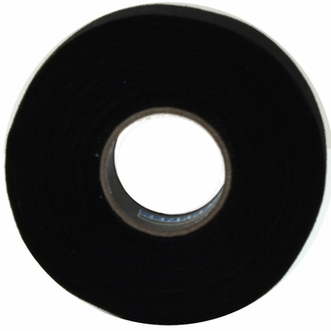 Renfrew Black Cloth Hockey Tape - 1 Inch