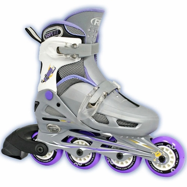 Roller Derby Cobra Girls Adjustable Inline Skates