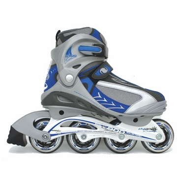 Roller Derby Hybrid G900 Senior Recreational Inline Skates