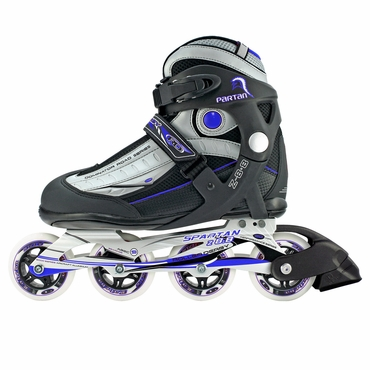 Roller Derby Spartan 8.8 Recreational Inline Skates - Senior