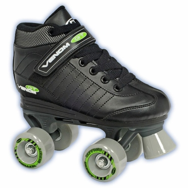 Roller Derby Venom Youth Speed Quad Roller Skates