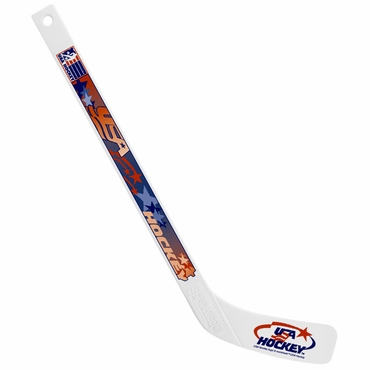 Sher-Wood NHL Mini Player Plastic Stick - USA