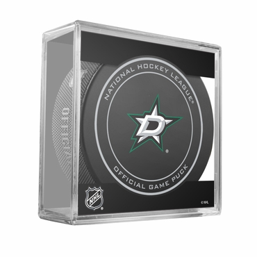 Sher-Wood NHL Official Game Puck - Dallas Stars