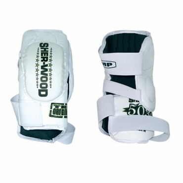 Sher-Wood 5030 Traditional Hockey Elbow Pads - Senior