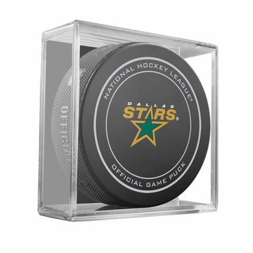 Sherwood NHL Official Game Puck - Dallas Stars