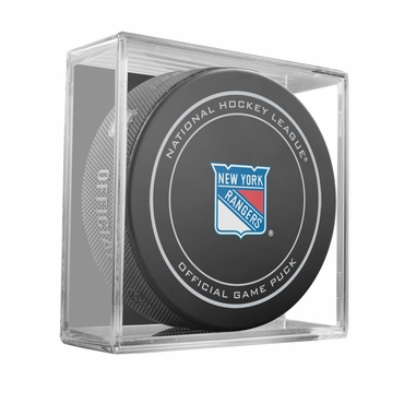 Sherwood NHL Official Game Puck - New York Rangers