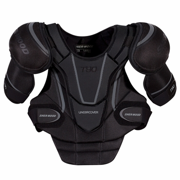 Sher-Wood True Touch T90 Hockey Shoulder Pads - Senior