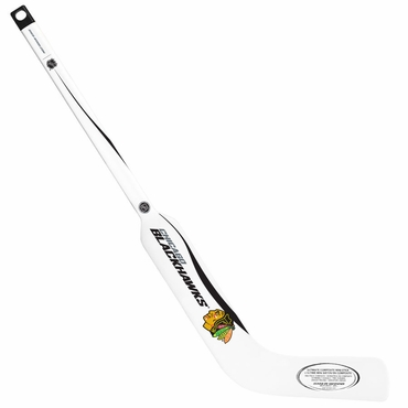 Sher-Wood Ultimate Mini Composite Goalie Stick - Chicago Blackhawks