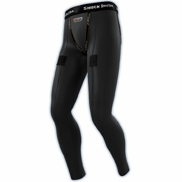 Shock Doctor 272 Basix Junior Comp Hockey Jock Pants