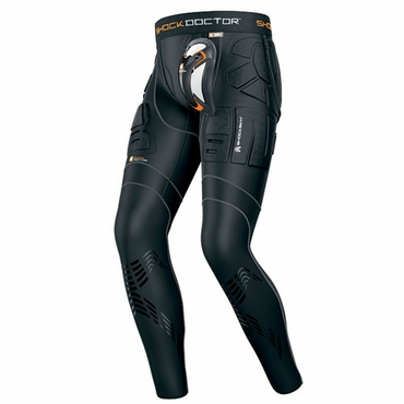Shock Doctor 581 ShockSkin Senior Hockey Impact Jock Pants