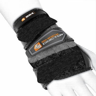 Shock Doctor 824 Hockey 3-Strap Wrist Support - Senior