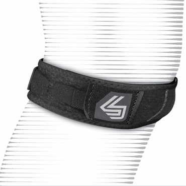 Shock Doctor 863 Hockey Knee/Patella Support Strap - Senior