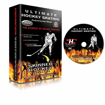 Skinner Ultimate Hockey Skating The Science of Hockey Skating DVD - Disc 2