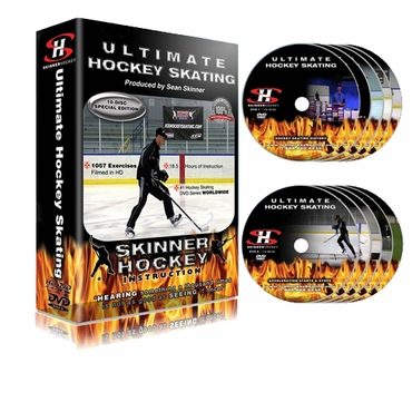 Skinner Ultimate Skating Hockey DVD Series