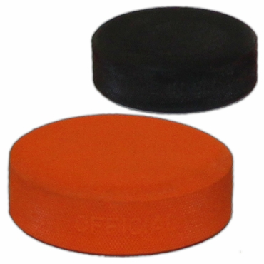 Sponge Practice Ice Hockey Puck