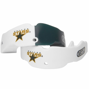 TapouT NHL Hockey Mouthguard - 2 Pack - Dallas Stars - Senior
