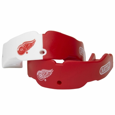 TapouT NHL Hockey Mouthguard - 2 Pack - Detroit Red Wings - Senior