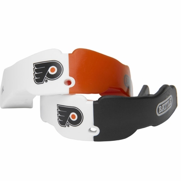 TapouT NHL Hockey Mouthguard - 2 Pack - Philadelphia Flyers - Senior