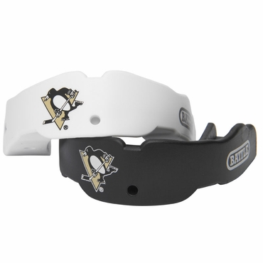 TapouT NHL Hockey Mouthguard - 2 Pack - Pittsburgh Penguins - Senior