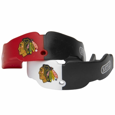 TapouT NHL Hockey Mouthguard - 2 Pack - Chicago Blackhawks - Youth