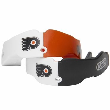 TapouT NHL Hockey Mouthguard - 2 Pack - Philadelphia Flyers - Youth