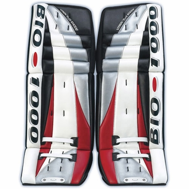 Tour Bio 1000 Junior Hockey Goalie Leg Pads