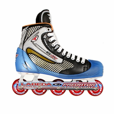 Tour Code Carbon GX Inline Hockey Goalie Skates - Senior