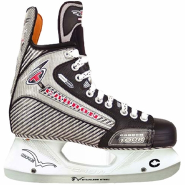 Tour Code Carbon Senior Ice Hockey Skates
