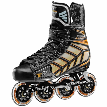 Tour Fish Bonelite 750 Senior Inline Hockey Skates