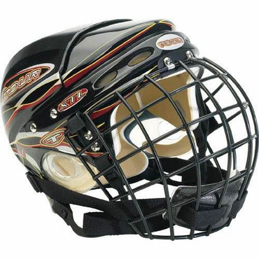 Tour H-90 Senior Hockey Helmet W/ Cage